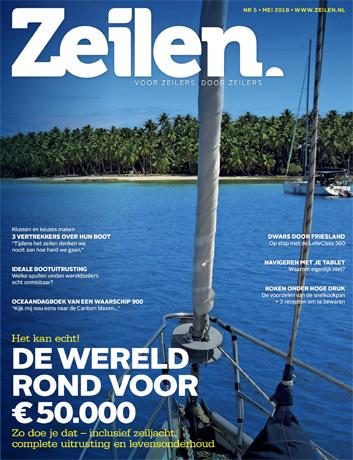 Cover van Zeilen.nl