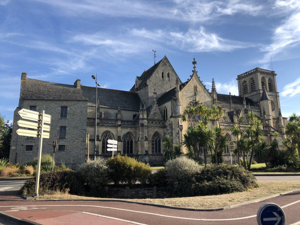Basilique Sainte-Trinité, Cherbourg