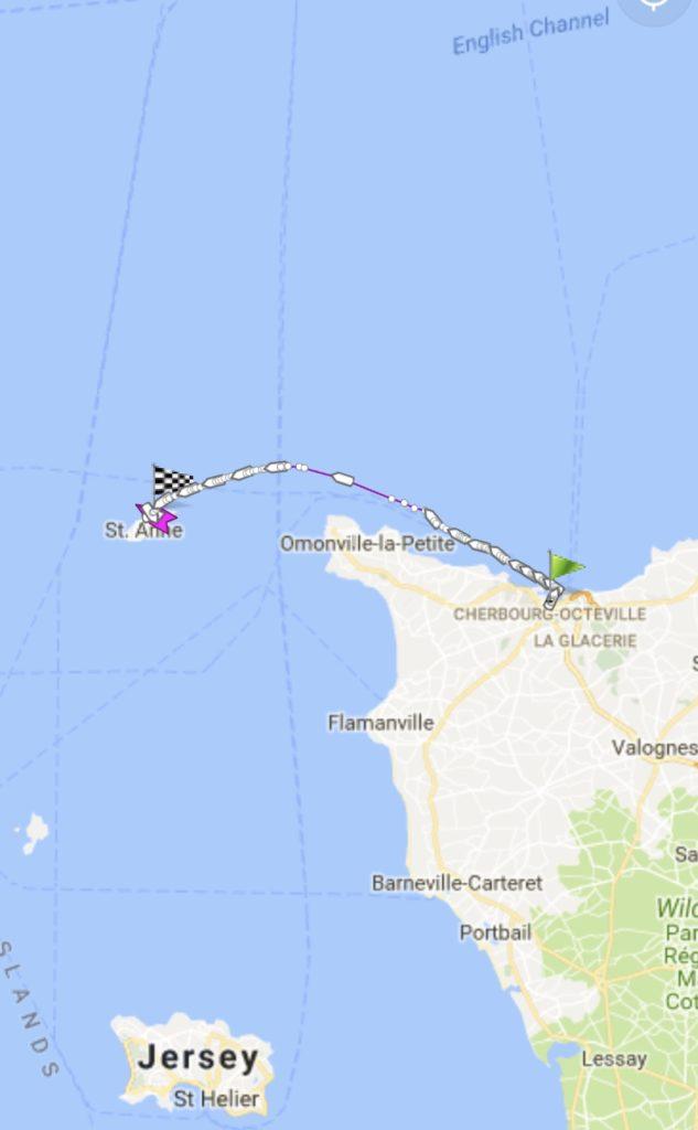 Cherbourg - Alderney