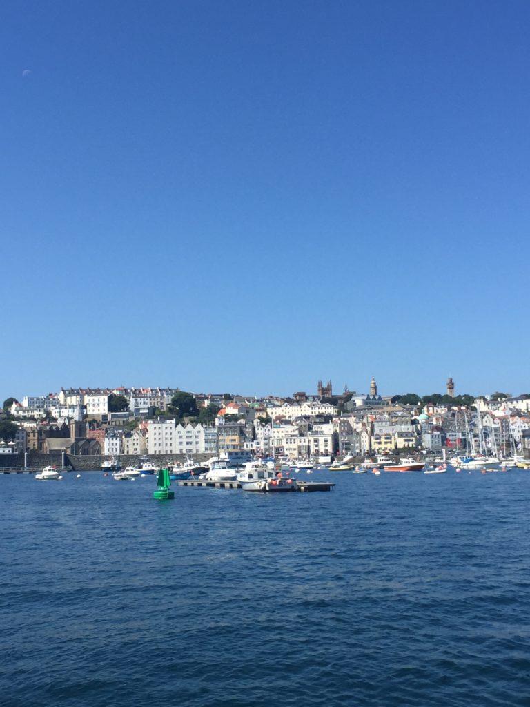 Bye, bye, Guernsey