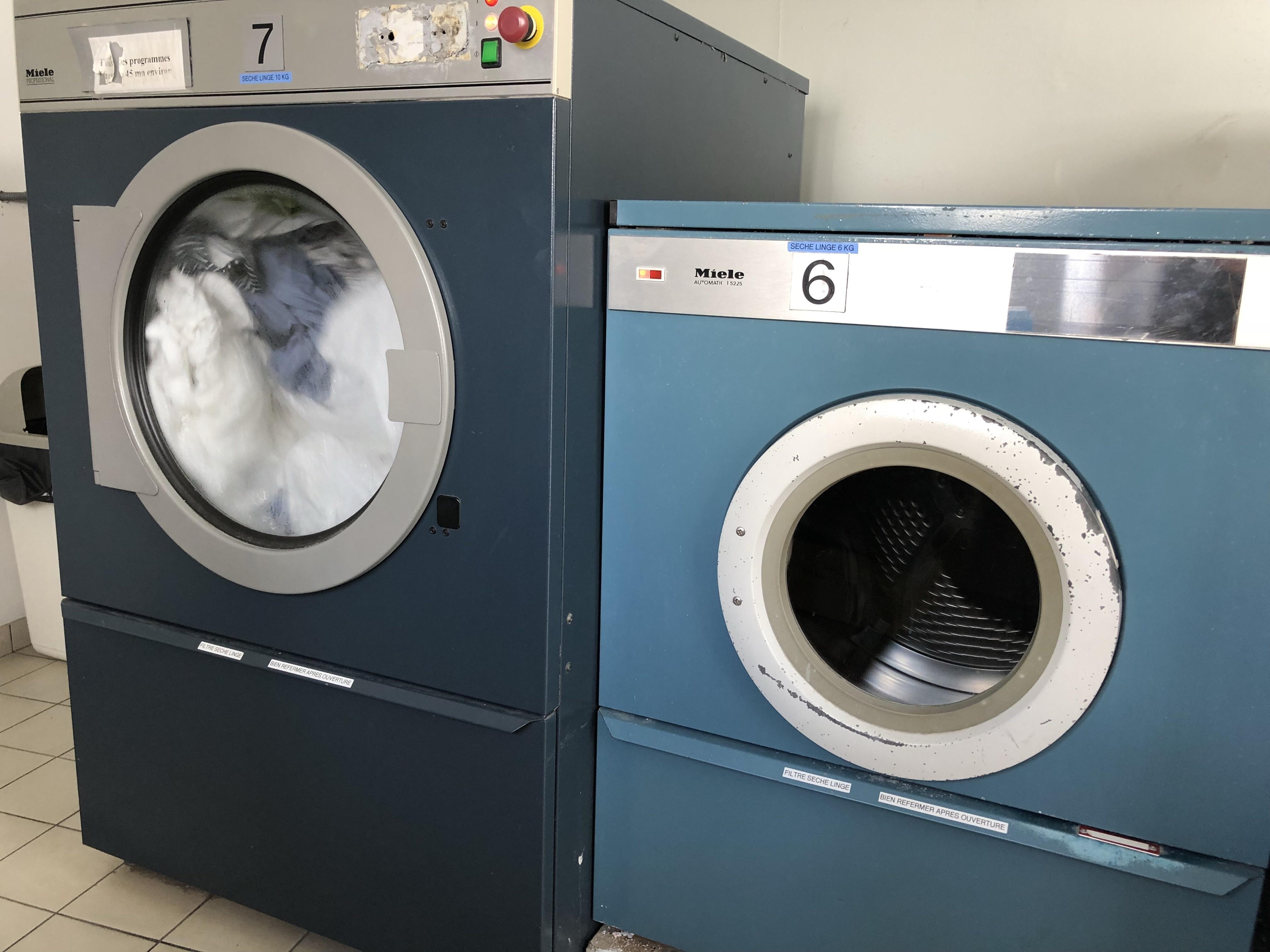 Kleine wasjes, grote wasjes...
